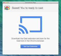 cast extension android getting started with chromecast and a mac