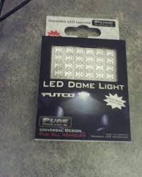 Putco Led Interior Lights Led Dome Lights For Your Dakota Ram 6 Steps
