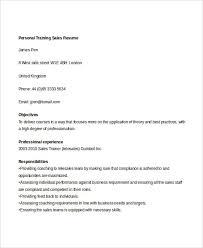 free sales resume 47 free word pdf documents download free