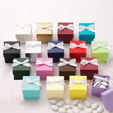 wedding favor colorful two wedding favor box 2 wedding favor box