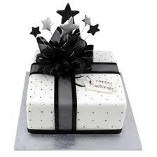 starlight present cake square