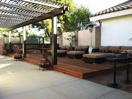 Wooden Decks And Patios Outdoor Heaters Options And Solutions Hgtv