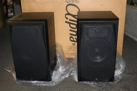 Bookshelf Speaker Sale Infinity Bookshelf Speakers Ebay