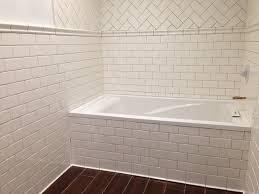traditional bathroom tile ideas subway tile bathroom traditional bathroom york by