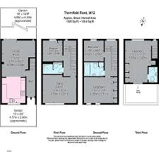 the amery floor plan the amery floor plan inspirational 4 bed terraced house for sale in