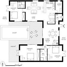 plan maison 3 chambres plain pied plan maison 3 chambres se rapportant à inspire cincinnatibtc