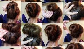 hairstyles with a hair donut how to make bun hairstyles for long hair donut bun hairstyle