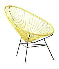 sofa gã nstig leder acapulco sessel designklassiker acapulco chair ta 1 4 rkis indoor