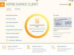 malakoff mederic si e social mon espace client sur iphone et android malakoff médéric