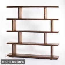 Large Bookshelves For Sale by Aurelle Home Kamma Large Geometric Modern Bookshelf 16679269