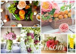 fruit flower arrangements fruit and wedding flower arrangements afloral wedding