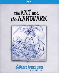 the pink panther show amazon com ant and the aardvark the 17 cartoons blu ray