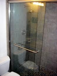 Bathroom Glass Sliding Shower Doors by Tub To Shower Conversion Kit Walk In Shower Frameless Shower Door