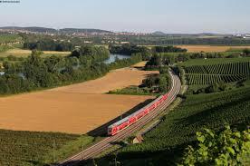 Bad Friedrichshall Kbs 780 Frankenbahn Fotos 2 Bahnbilder De