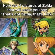 Zelda Memes - 100 funny zelda memes
