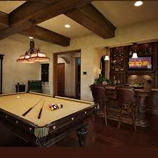Pool Table Chandeliers 40 Snazzy Home Bar Interior Design That Is Bang Up To Date And