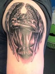 angel tattoo designs for men arms hair and tattoos