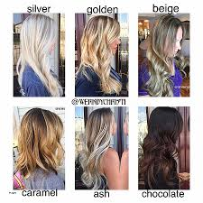 different hair hair different hair colors for awesome hair color chart