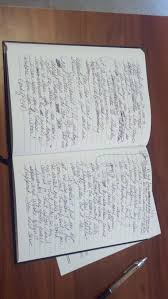 writing on lined paper best writing journal ever imo lisa shearin third great quality lined paper that holds up wonderfully to fountain pen ink no bleed through