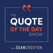 the quote of the day show daily motivational talks by
