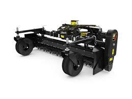 cat rakes equipment attachments alban tractor co