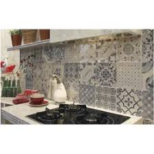 cuisine carreau ciment carrelage pour cuisine moderne design grand format aj céramic