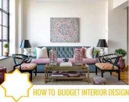 cheap home interior interior design on a budget home design