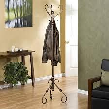 harper blvd antique bronze hall tree coat rack free shipping