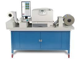 color label printer digital color label press label applicator