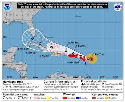 Mexico Hurricane Map by Irma Becomes Strongest Atlantic Hurricane Outside Gulf U0026 Caribbean