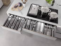 ordnung in der küche innenausstattung und zubehör ergonomie in der küche