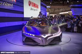 futuristic sports cars if yamaha made cars speedhunters