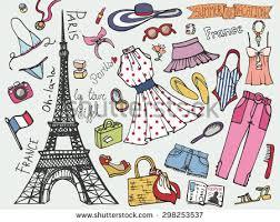 royalty free paris fashion clothing and accessories u2026 261167408
