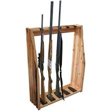 Cabin Creek Clothing Catalog Rush Creek Log Cabin Style 5 Gun Rack 589904 Gun Cabinets