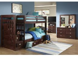 Junior Loft Bunk Bed In Perfect Decor Babytimeexpo Furniture - Furniture row bunk beds