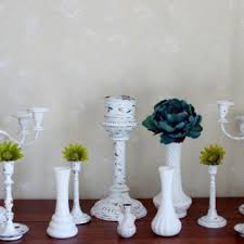 Milk Vases For Centerpieces by Best Milk White Vintage Vases Products On Wanelo