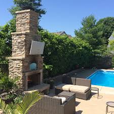 outdoor fireplaces u0026 pizza ovens photo gallery