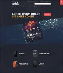 22 best mobile store mobile templates u0026 themes free u0026 premium
