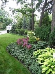 28 landscaping in shade shade garden ideas hostas