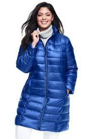 Plus Size Down Coats Women U0027s Plus Size Coats U0026 Jackets Lands U0027 End