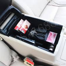 toyota box car car styling car armrest storage box glove box tray storage box