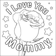 roses coloring pages picture 23 u2013 beautiful rose coloring pages