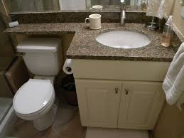 Bathroom Vanity Counters Banjo Vanity Top In A Toffee Granite See More At Http