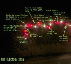 the year 2016 explained by bob dylan u0027s christmas lights vice