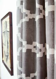 Grey Shabby Chic Curtains by Moroccan Grey Gray Curtains Window Curtains Boho Curtains