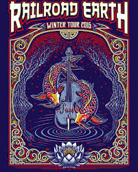 railroad earth announce 2016 winter tour dates grateful web