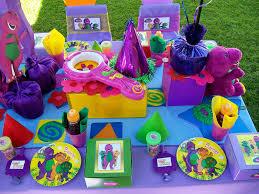 Barney Party Decorations Barney U0026 Friends