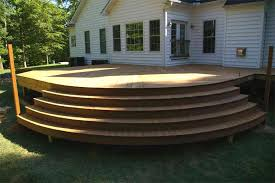deck stairs construction image ideas deck stairs construction