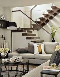 Beautiful Homes Interior Design Interior Design Beautiful Homes With Glass Stair Railing 20