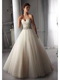 tulle wedding dress mori 5276 beaded belt tulle wedding dress ivory silver